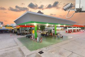 gas stations surveillance solution Orlando