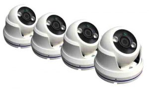 security camera 1080p dome 36mm
