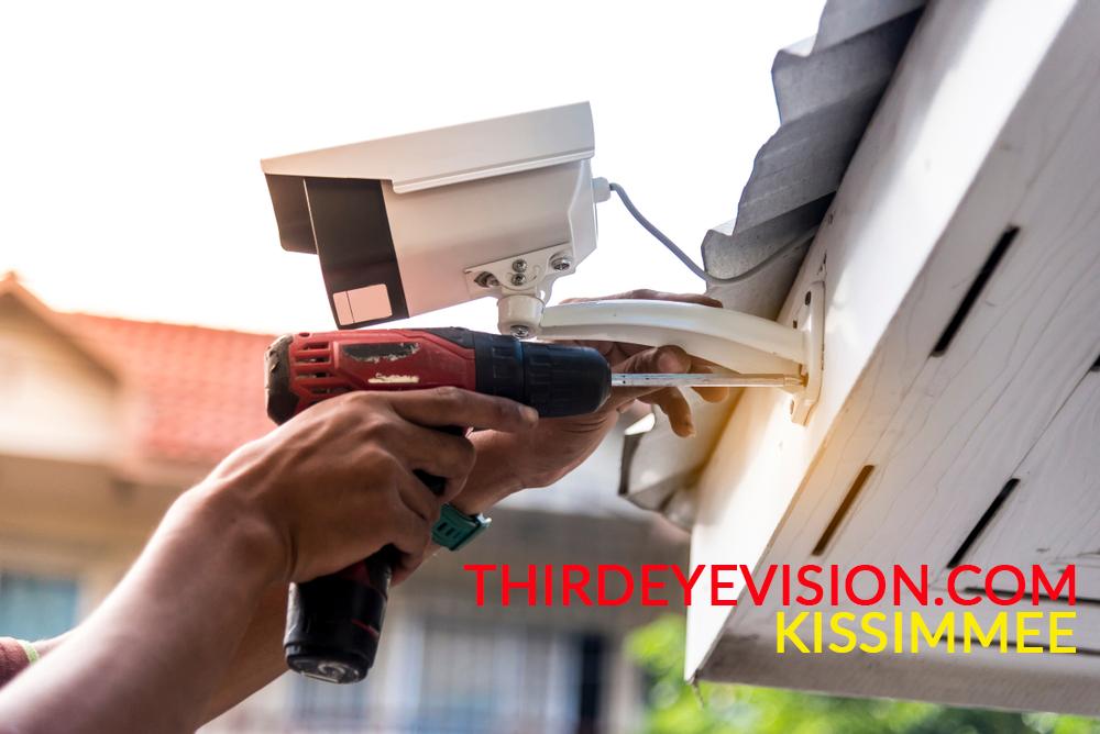 Security Camera Installation Kissimmee, Florida