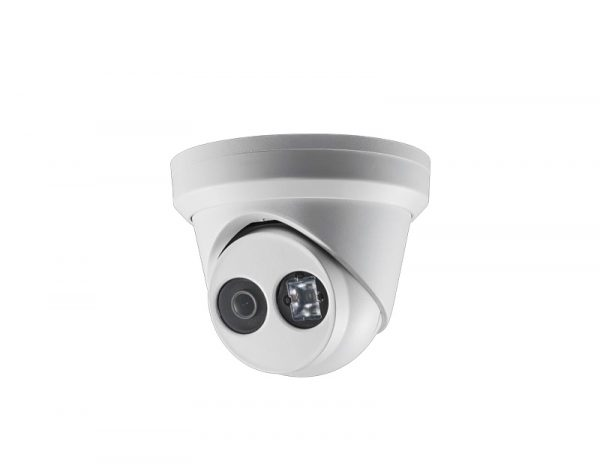 5MP IR Fixed Turret Network Camera